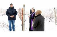 U vinogradu na Jezercu Poljoprivredno poduzeće Orahovica obilježilo blagdan svetog Vinka