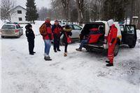 HGSS: Akcija spašavanja dvoje planinara na Jankovcu