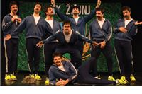U nedjelju na Virkasu: Krtice Kerekesh teatra