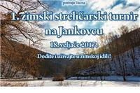 Zimski streličarski turnir na Jankovcu