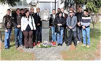 HSP-ovci zapalili svijeće u spomen na dr Antu Starčevića