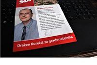 Kurečić prvi otpočeo predizbornu kampanju za gradonačelnika