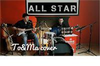Poslušajte zanimljivu obradu pjesme All star grupe Smash mouth, Mateja Blaževića i Tomislava Šipeka