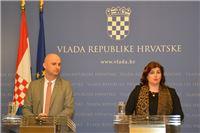 Ministrica Žalac i ministar Tolušić predstavili Savjet za Slavoniju, Baranju i Srijem