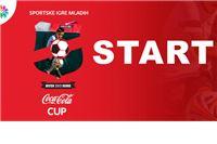 Sportske igre mladih: Službeni početak Coca Cola Cupa 14. ožujka u Orahovici