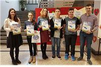Elena Bićanić dvostruka pobjednica na natjecanju učenika osnovnih škola iz fizike