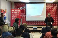 SDP-ova edukacija kandidata za načelnike, gradonačelnike i župane