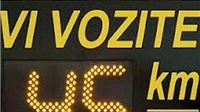 Sedam semafora za kontrolu brzine