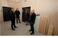 Dragan Rezić, predsjednik Upravnog odbora Udruženja Drvnog klastera Hercegovine posjetio Panonski drvni centar kompetencija
