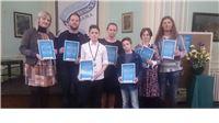 Dinku Magenhajmu prva, Patriku Radmaniću i Sari Novosel druga nagrada na Međunarodnom natjecanju tamburaša