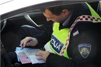 U proteklom tjednu evidentirano 505 prometnih prekršaja