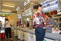 Točno u podne u Virovitici svečano otvoren supermarket Špar. Građanima na usluzi 24 novozaposlena djelatnika