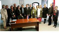Poslovno izaslanstvo iz Virovitičko-podravske županije posjetilo Generalni konzulat RH u Pečuhu i Farmaceutski fakultet Sveučilišta u Pečuhu