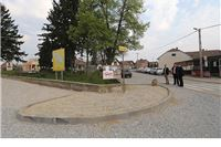 Uređuje se središte Bušetine, radovi gotovi za tjedan dana