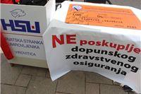 HSU Virovitice zbog neusaglašenih stavova sa SDP-om odbio koaliciju u Virovitici