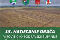 Počele prijave za natjecanje orača Virovitičko-podravske županije