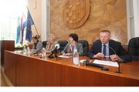 """Početna konferencija projekta """"Poboljšanje uvjeta za pružanje primarne zdravstvene zaštite u Virovitičko-podravskoj županiji"""""""