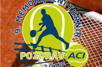 U subotu na Didonu 9. Memorijalni teniski turnir Pozdrav Aci