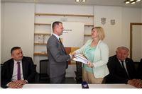 Andrović preuzeo dužnost župana