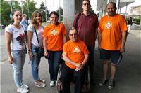 Članovi društva multiple skleroze županije sudjelovali na obilježavanju Svjetskog dana multiple skleroze
