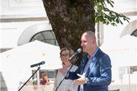 Ministar Tolušić na Vinodaru: U zadnja dva mjeseca 30 posto manji uvoz vina, a izvoz raste