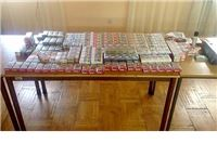 Otkriven provalnik koji je ukrao stotine kutija cigareta
