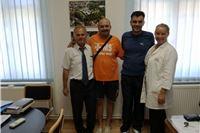 Oboljeli od multiple skleroze zadovoljni rehabilitacijom koju im pruža Specijalna bolnica za medicinsku rehabilitaciju u Lipiku
