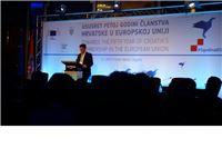 """Konferencija """"Ususret petoj godini članstva Hrvatske u Europskoj uniji"""""""