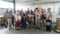 Proizvođači ljekovitog bilja Slovenije posjetili Virovitičko-podravsku županiju