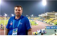 Marijan Presečan, paraolimpijac iz Slatine, na Svjetskom prvenstvu u Londonu osvojio 7. mjesto