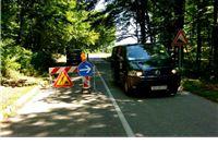Radovi na klizištu kod Jasenaša, zatvoren promet na jednom traku