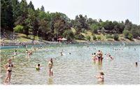 Orahovačko jezero - Najposjećenije kupalište