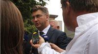 Premijer Andrej Plenković na svečanoj sjednici Županijske skupštine Virovitičko-podravske županije