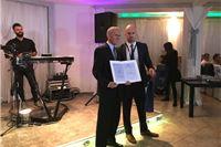 Direktoru HGK-Županijske komore Virovitica Milanu Vanđuri Posebno priznanje za podršku međunarodnom sajmu Ekobis u Bihaču