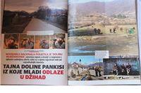 """Pročitajte Fra Ma Fuom nagrađenu reportažu """"Tajna doline Pankisi iz koje mladi odlaze u džihad"""" Jelene Prtorić objavljenu u Nacionalu"""