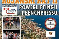 Powerlifting klub Virovitica spreman za 2. Rujanski rat