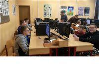 Inkscape i robotika i ove školske 2017./2018. godine nastavljaju s radom u OŠ Eugena Kumičića