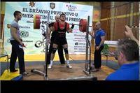 U Virovitici će se 9. i 10. prosinca održati Državno prvenstvo u powerliftingu i bench pressu