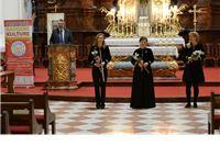 FRKA: Sinoć u crkvi sv. Roka nastupio koncertni ansambl Trio LUR