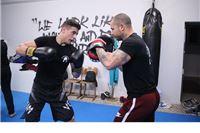 Na treningu Boksačkog kluba Virovitica: Vibra puna adrenalina, izazova, iščekivanja… Mateo Horvat u subotu ima petu profesionalnu borbu
