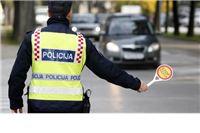 U proteklom tjednu jedna poginula osoba, 413 kazni zbog prometnih prekršaja, čak 101 zbog prebrze vožnje