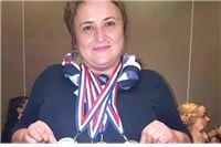 Slastičarka iz Slatine Sandra Jadek, osvojila četiri medalje za svoju tortu i pite