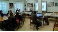 Osobama sa invaliditetom Virovitice, njihovim asistentima i gostima, predstavljena knjiga Mikeški jestvenik