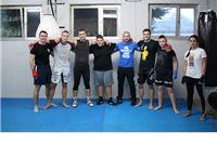 Bivši svjetski boksački prvak Stjepan Božić održao seminar sa članovima Boksačkog kluba Virovitica