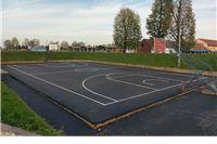 Točno 37 godina nakon gradnje obnovljeno košarkaško igralište na Borcu