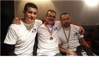 Virovitički piloti na dodjeli medalja