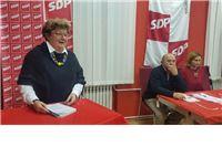 Ksenija Planatak nova predsjednica SDP-a Slatine