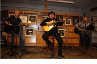 Željko Krušlin Kruška i grupa Latino održali glazbeno plesnu večer