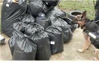 Policijski pas Ratta nanjušio duhan