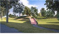 Pogledajte kakvi će mostovi krasiti park. Danas otvaranje izložbe Dizajnerski koncept pješačkih mostova
